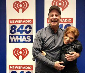 Live on The Terry Meiners Radio Show @ 84 WHAS Radio | Austin | Texas | United States